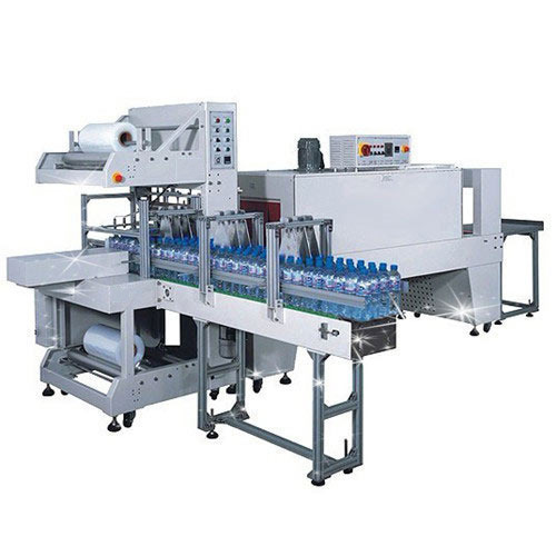 Water Packaging Machine - Automatic Water Bottle Packaging