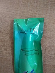 4e PRP Plasma Collection Tubes And Kits