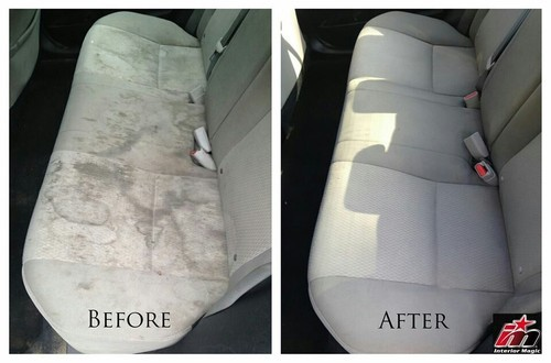 Car Interior Cleaning Services