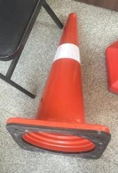 Kohinoor Heavy Base Traffic Cones KE-32