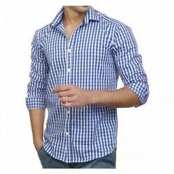 Mens Cotton Shirts in Hyderabad, Telangana | Gents Cotton Shirts ...