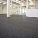 Asian Flooring Black Rubber Flooring