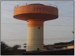 Water Tank Waterproofing Work