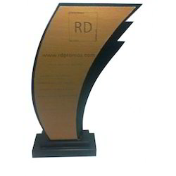 Wooden Trophy for Events