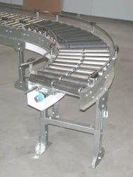 KI-MACHINES Flexible Conveyors Spiral Roller Conveyor