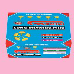 Gemini Long Drawing Pin(1000pc)
