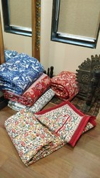 Reversible Jaipuri Quilts