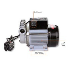 Continuous Duty Electric Diesel Pump