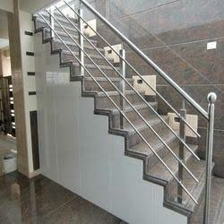 Stainless Steel Railings in Hyderabad, Telangana | Get Latest Price