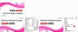 Multivitamins & Minerals Capsules