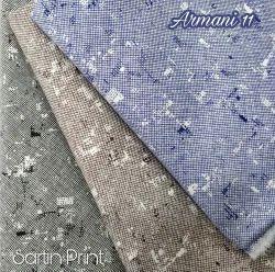 Cotton Satin Shirting Fabric