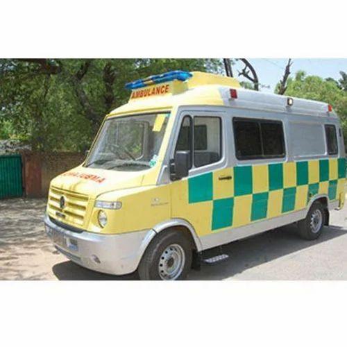 Hospital Van Ambulance Van Manufacturer From Faridabad