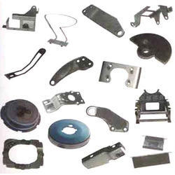 Sheet Metal Parts for Industrial Conveyors
