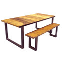 Wooden & Ms Dining Tables