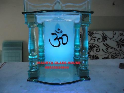 2972bfee91a3 Glass Temple at Rs 11000 /piece | New Delhi | ID: 10554793030
