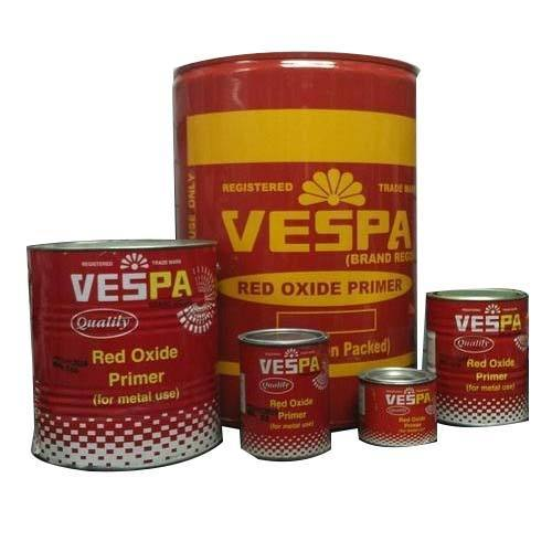 Vespa Red Oxide Primer Paint