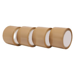 Pure Pack Self Adhesive Brown Industrial Cello Tap, Packaging Size: 72 Piece, Packaging Type: Box