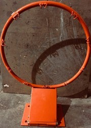 General Sports Industries Orange Basketball Dunking Rings, Size: Standard Size