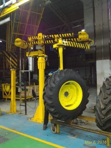 Manufacturer Of Industrial Manipulator Amp Aluminium Rail