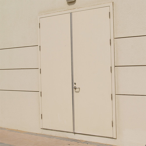 Hinged Steel Acoustic Doors, For Hospital, Size/Dimension: 5 Ft X 7 Ft, Rs  31500 /piece | ID: 7839549733