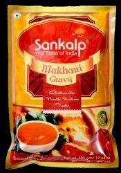 Frozen Sankalp Makhani Gravy, Packaging Type: Packet