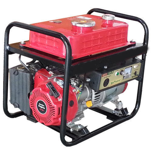1000 W Generator Set For Construction Rs 24850 Set Shivshakti