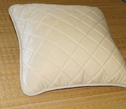 Velvet  Quilted Cushion Covers