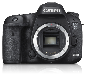 EOS 7D Mark DSLR Camera