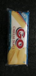 Go Cheese Slice, Pack Size: 750 Gm