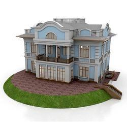 Create 3d model of my house