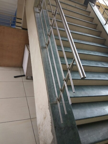 Stainless Steel Staircase Grill