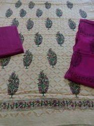 Applique Fashionable Salwar Suit