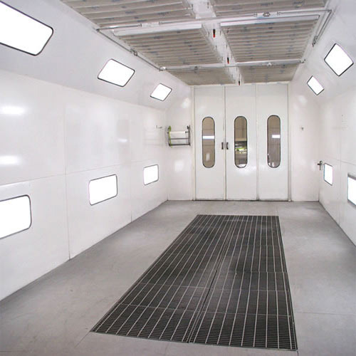 Downdraft Spray Painting Booth At Rs 200000 Unit Down