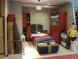Kids Trendy Bedroom