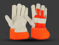 Canadian Glove Orange