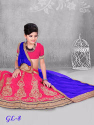 Kids Wedding Lehenga