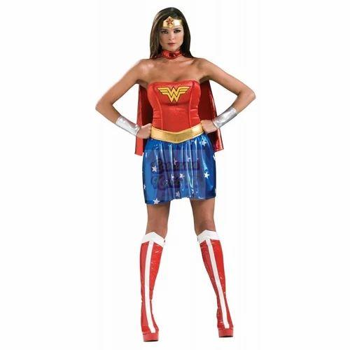 elder wonder woman costume at rs 7244 piece lajpat nagar 1 new rh indiamart com Wonder Woman Costume DIY Real Wonder Woman Costume