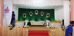 Stage Decorations For Events And Marriages