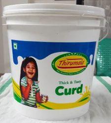 5 Kg Curd Bucket