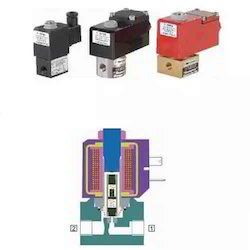 Rotex 2 Port Direct Acting Normally Closed Solenoid Valve