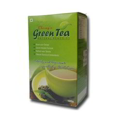 Green Tea, Packaging Type: Box, Pack Size: 20 G