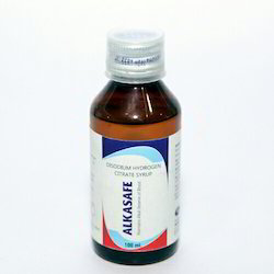 Disodium Hydrogen Citrate 1.4 Syrup