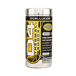 Weight Loos Cellucor D4 Thermal Shock, Capsules