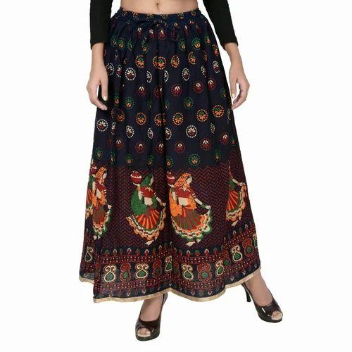 b7f01be956 Rajasthani Party Wear Long Skirt, Rs 150 /piece, Prince Enterprises ...