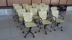 Wire Net Chairs