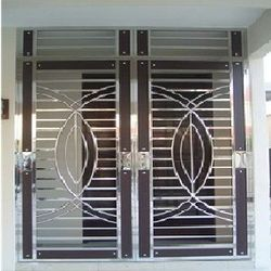 Stainless Steel Window Grills Ss Window Grills Suppliers