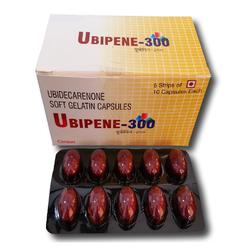 UBIPENE-300 (Coenzyme Q10 Ubidecarenone Capsules ), Consern pharma