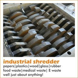 Large Shredder
