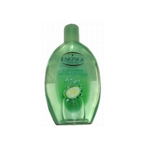 Eskinol Naturals Facial Cleanser Cucumber 225mL Academie - Aromatherapie Hydro-Matifying Fluid - For Combination Skin -50ml/1.7oz