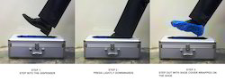 Efficient and Convenient Automatic Shoe Cover Dispenser